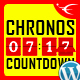 Chronos CountDown Flip Timer With Image or Video Background WP Plugin